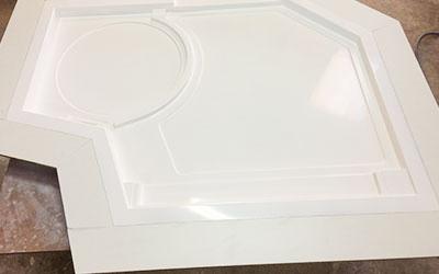 modelage-composite-receveur-cabine-sanitaire