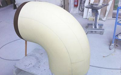 usinage-commande-numerique-coude-polyurethane