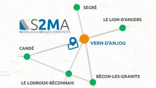 plan-acces-S2MA-modelage-composite-maine-et-loire-vern-d-anjou-1